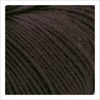 Пряжа Extrafine (бордово-коричневая)
