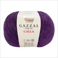 Пряжа Galla, цвет сиреневый